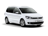 VW Touran I restyle 2010