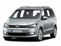 VW Sharan II 2010