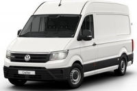 VW Crafter new 2017