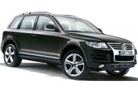 VW Touareg I facelift 2006-2010