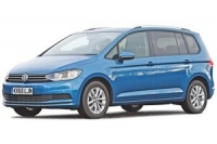 VW Touran II 2015